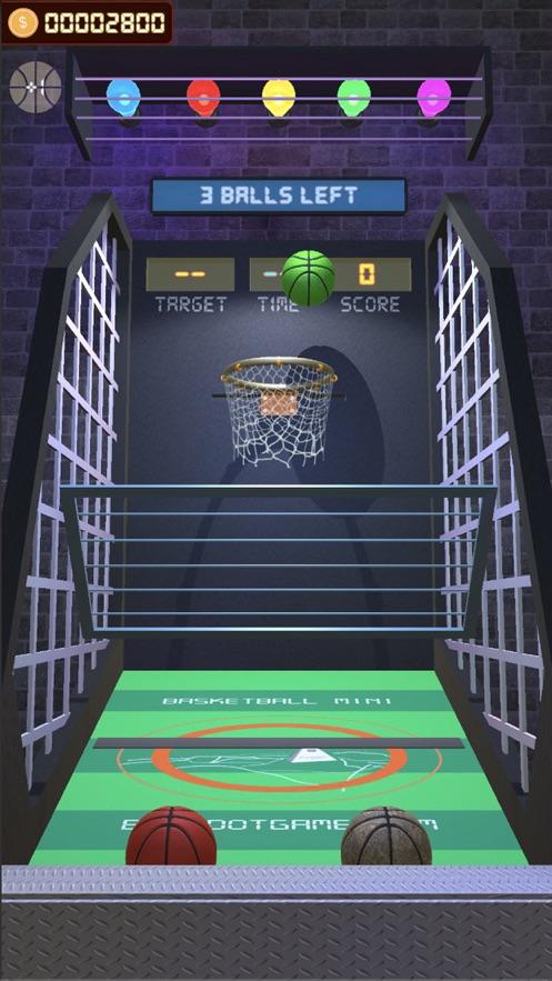 Basketball Mini游戏图3
