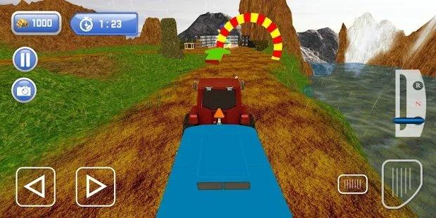 救援拖拉机模拟器安卓版图1