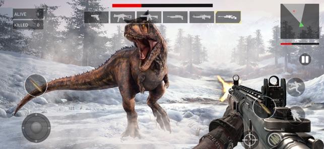 原始猎人射击游戏图1