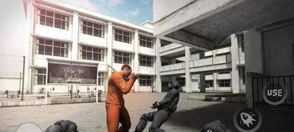 疯城监狱越狱游戏图3