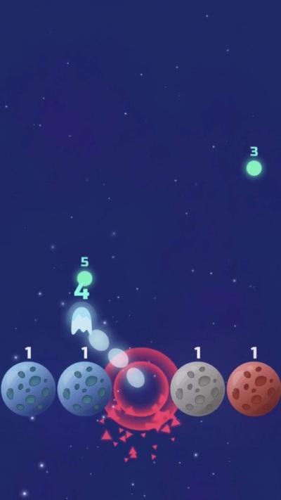 Comets vs Planets游戏安卓版图片1