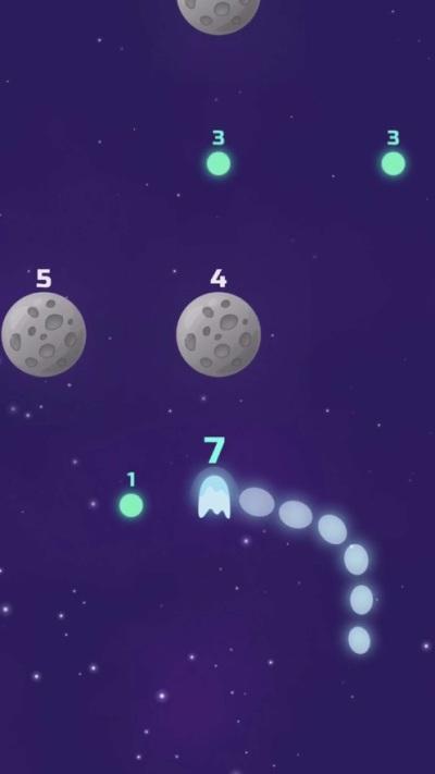 Comets vs Planets游戏图3