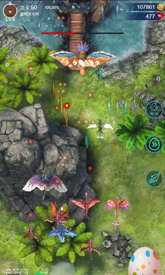 弹幕与飞龙游戏图2