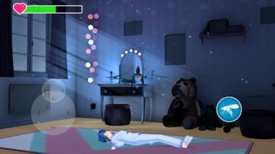 蚊子模拟器妹子洗澡中文版图2