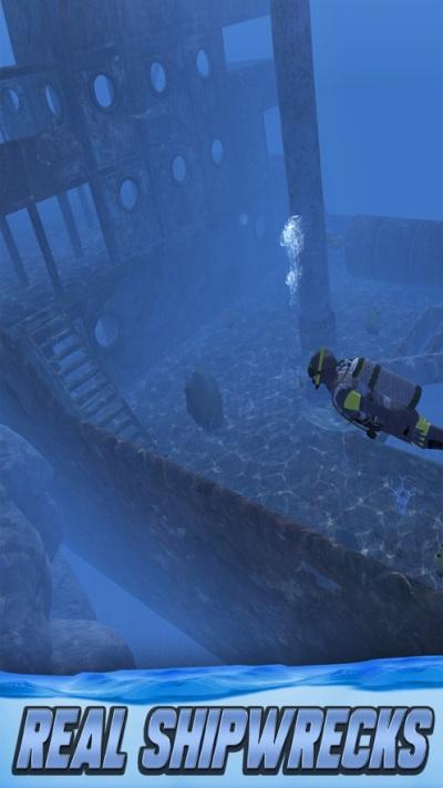 Diving Simulator 2020中文版图2