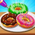 甜甜圈烘焙与烹饪