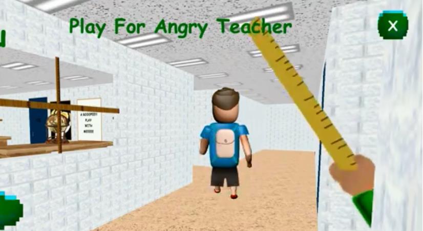 巴迪老师模拟器游戏图1