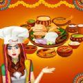 印度食谱厨师