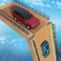 坡道特技赛车模拟器