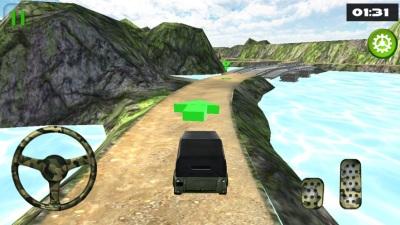 关路军队卡车模拟游戏图3