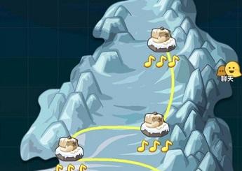 不休的乌拉拉冰雪节第一关满星怎么过?冰雪节第一关满星详细教程[多图]