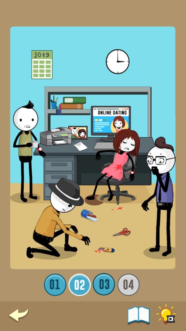 名侦探火柴人游戏图2