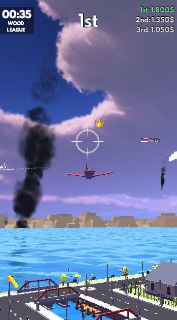 空战吃鸡游戏图1