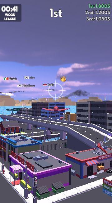 空战吃鸡游戏图3