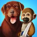 可爱的动物护理游戏