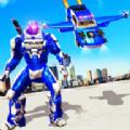 飞行警车机器人