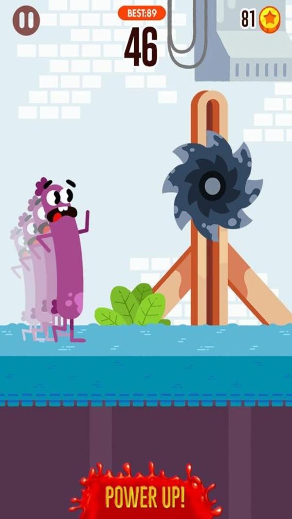 有梦想的香肠游戏安卓版图片1