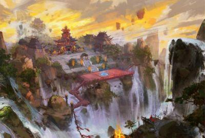 九州飞凰录手游怎么样 仙侠风顶级画质RPG游戏图片2