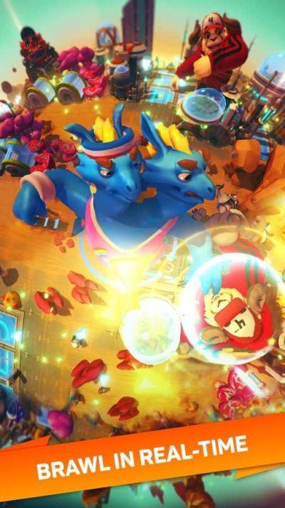 怪兽英雄游戏图1