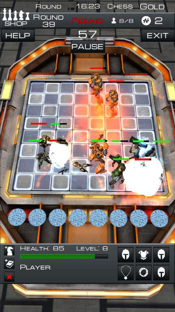 汽车机器人象棋战争游戏图1