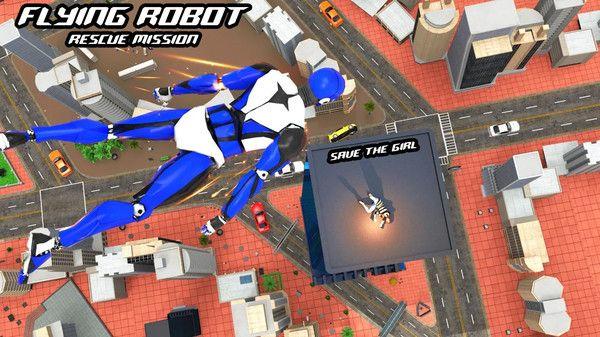 机器人警察英雄游戏图3