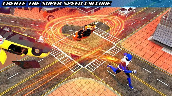 机器人警察英雄游戏安卓下载图片1