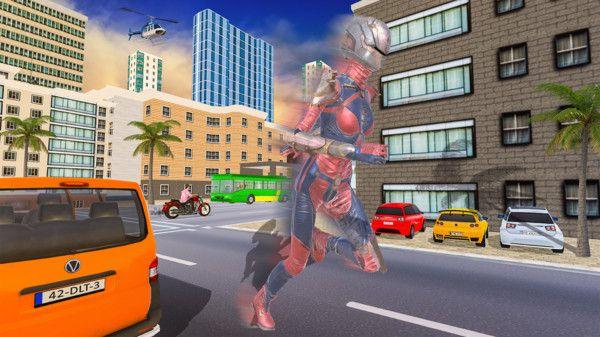 美国超级机器人队长游戏安卓最新版下载图片1