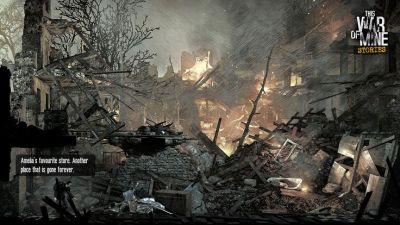 这是我的战争剧情模式游戏图3