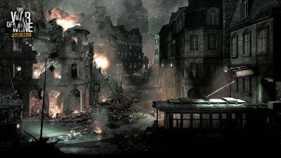 这是我的战争剧情模式游戏官方安卓版(This War of Mine Stories)图片1