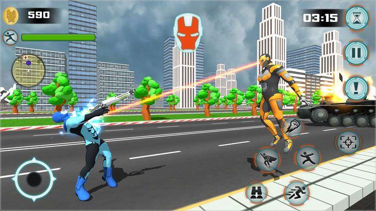 超级英雄战场3游戏官方版图片1