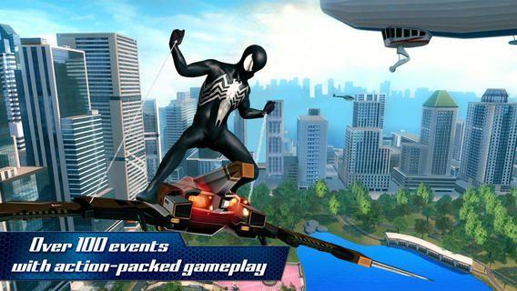 超凡蜘蛛侠2游戏图3
