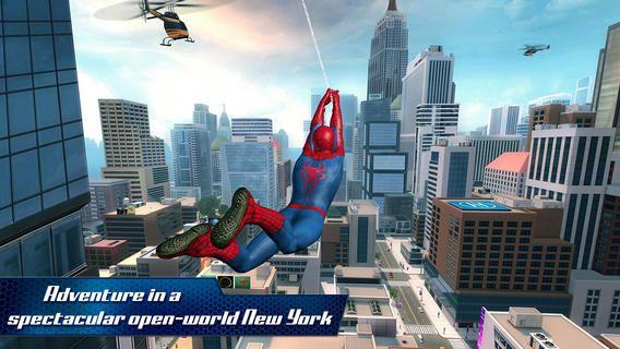超凡蜘蛛侠2游戏图1