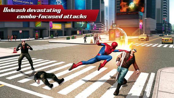 超凡蜘蛛侠2游戏图2