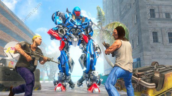 汽车机器人大佬游戏安卓版下载图片1