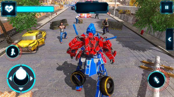 汽车机器人大佬游戏图1