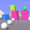 3D射击球球