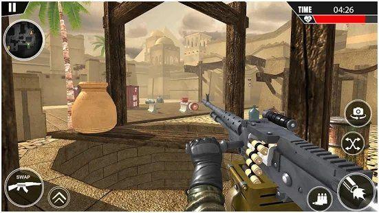 大枪战争射击3D游戏安卓版下载(Grand Gun War)图片2