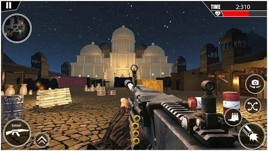 大枪战争射击3D游戏安卓版下载(Grand Gun War)图片3