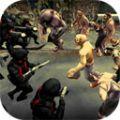 地牢围城僵尸模拟器游戏