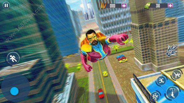 飞行英雄城市救援游戏安卓版下载图片1