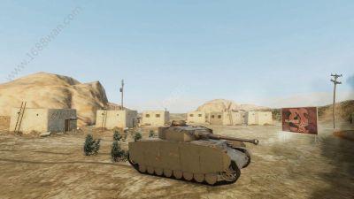 小坦克大战游戏图1