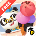 熊猫博士冰淇淋车破解版