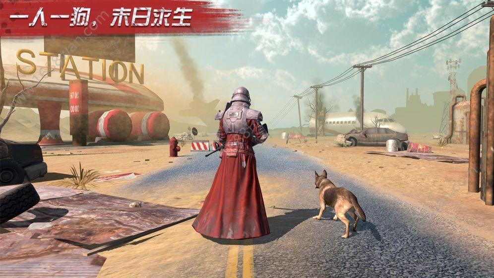 明日传奇游戏官方网站(Wasteland Survival)图片1