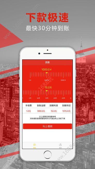 阿丽塔贷款入口app手机版图片1