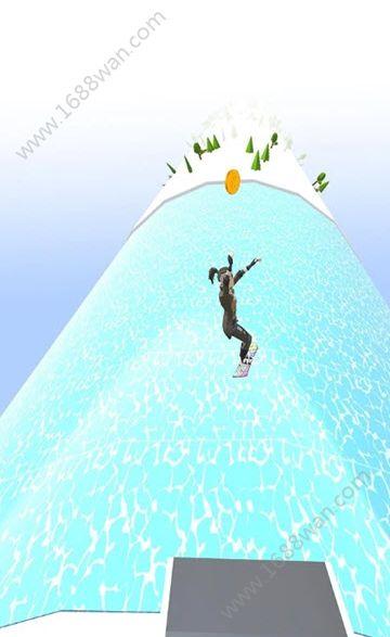 Ski Road Run游戏图3