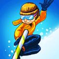 Ski Road Run游戏