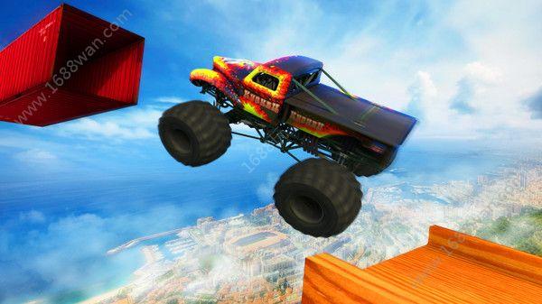 大脚怪特技赛车游戏安卓版下载图片1