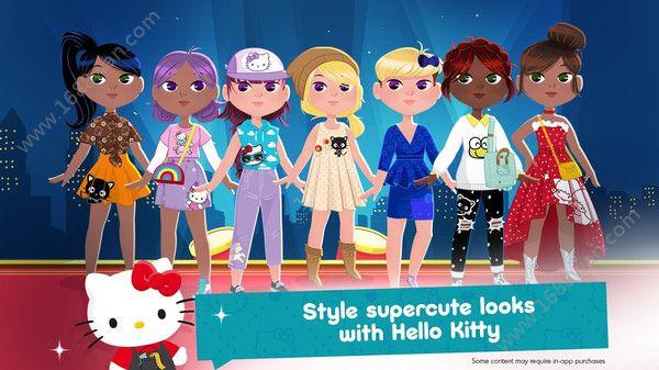 HelloKitty时尚明星游戏图3