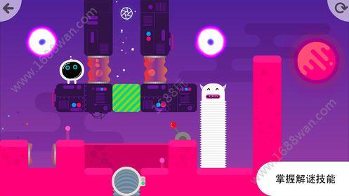 Thinkrolls Space游戏图3