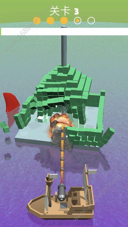 炮打城堡游戏图2